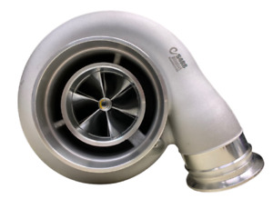S488 Billet Turbocharger T6 Flange Assembled And Balanced In The Usa