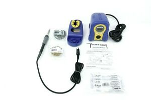 Hakko Fx888d Soldering Station With 4 Extra Tips d32 d24 d12 s3