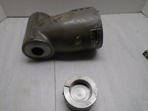Bridgeport Right Angle Head Milling Attachment See Pictures