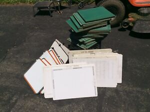 Lot Of Dry Erase Lap Boards Green Chalk Boards All For One Price