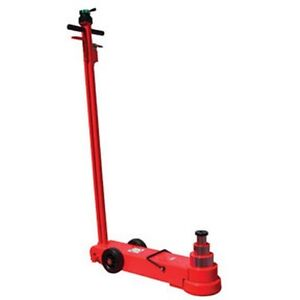 10 25 And 50 Ton Air Hydraulic Heavy Duty Floor Service Jack Esc 10771 New