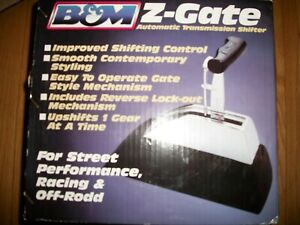 B m Z gate Shifter 80681 Automatic Transmission Shifter New