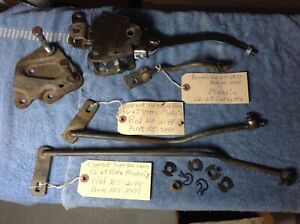 53 67 Chevy Corvette Hurst Competition 4 Speed Shifter For Muncie Transmission