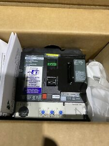 new In Box Square D Jgp36250cu31xaabcyp 3 Pole 600v 250amp Circuit Breaker