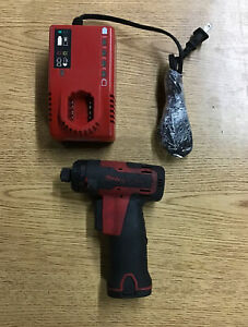 Snap On Cts661 1 4 Cordless Screwdriver With One Battery charger