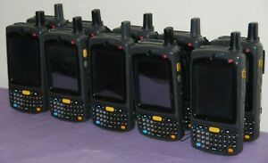 Lot Of 10 Motorola Mc75a8 mc7598 Laser Barcode Scanner Pda Mobile Computer good