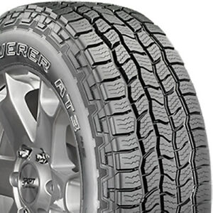 2 New 245 75r16 Cooper Discoverer At3 4s 111t 245 75 16 All Season Tires