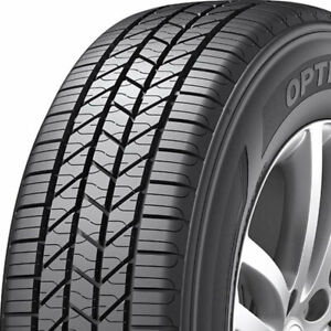 2 New 205 55r16 Hankook Optimo H725 91h 205 55 16 Highway 24 88 Tires 1007836