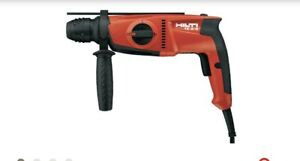 Hilti Te 2 s Rota Ry Hammer Drill New Never Used very Nice Fast Shipping