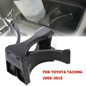 Car Insert Center Console Cup Holder Divider Water For Toyota Tacoma 2005 2015