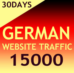15000 German Website Aurufe Daily 400 500 Traffic Only For Adult Sites