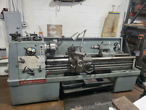 Clausing Colchester 17 Lathe 60in
