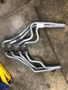 Hooker Headers 390 425 Super Comps 1967 70 Ford Mustang Mercury Cougar