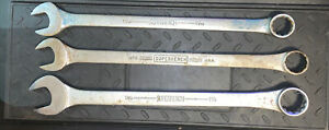 Williams Snap On Industrial Line 1 1 16 1 1 8 1 1 4 Combination Superrench