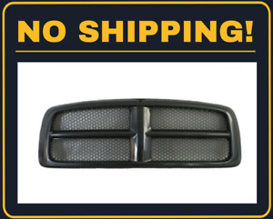 Ch1200331 Grille Fits 2002 2005 Dodge Ram1500
