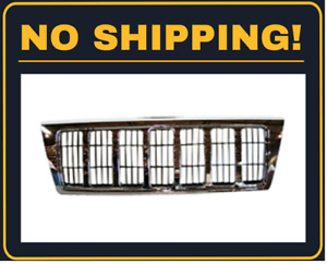 Front Grille Fits 2004 Jeep Grand Cherokee Limited Model Ch1200298
