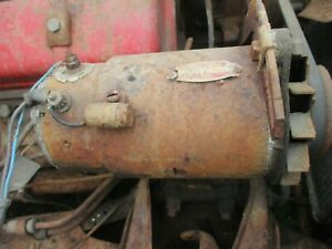 57 Oldsmobile 371 Generator Core To Be Rebuilt 1957 Sold As Is Gm