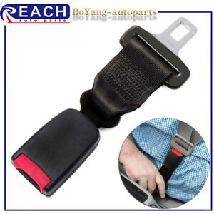 Car Seat Belt Extender Safety Certified Auto Seatbelt Extension Buckle Universal