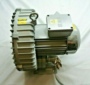 H h Hrb 200 Regenerative Blower 3 Phase Ring Blower S1 2 Pole