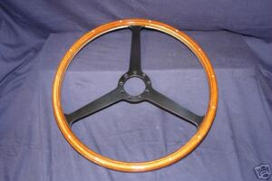 Aston Martin Db4 Db5 Db6 Woodrim Steering Wheel