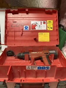 Hilti Dx A40 Powder Actuated Concrete Nail Gun Ed4u 8121