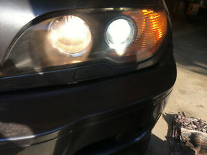 2004 06 Bmw E46 Coupe Vert Oem Left Drivers Side Dynamic Xenon Hid Headlight