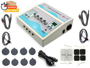 New Professional Home Use 4 Channel Electrotherapy Machine Pulse Massager Device