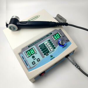 Ultrasound Therapy Ultrasonic 1mhz Pain Relief Chiropractic Physiotherapy Unit