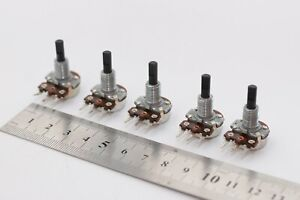 5x Vintage Potentiometer Trimmer V Iskra 470 Ohm Lin Variable Resistor Nos