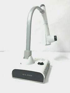 Elmo Tt 12 Interactive Document Camera Only W Vga Cable Nice Unit Deal