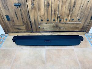 2017 Bmw X5 Xdrive 35i Black Rear Cargo Cover