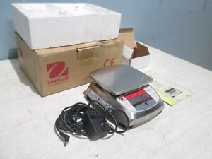 ohaus V31xh2 Compact Portioning Digital Precision 2000g X 0 1g Bench Scale