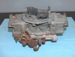 1966 1967 Chevy L88 427 454 Corvette Holley 4 Barrel 855cfm Carburetor 3418 1