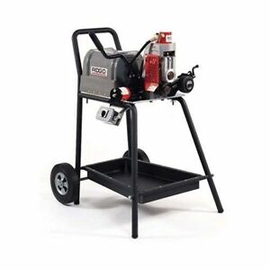 Ridgid 918 i Roll Groover 916 300 Compact 535 1822 Pipe Threader 1 1 4 To 12