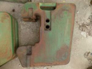 John Deere 45kg 99lb Tractor Suitcase Weights P n R51680 Fits Many Models