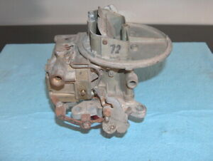 1960 1961 1962 Ford Mercury 352 V8 Holley 2 Barrel Carburetor 1807 1