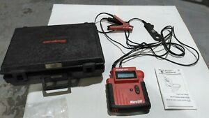 Snap On Microvat Battery Tester