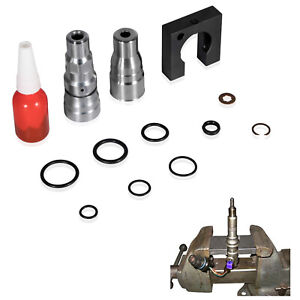 13pcs Fuel Injector Engine Cylinder Head Repair Kit For Ford 6 0l Powerstroke