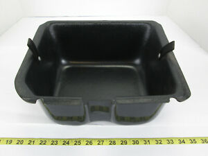 Rear Plastic Jack Tool Storage Compartment Box Tray For Chevrolet Corvette Sku E