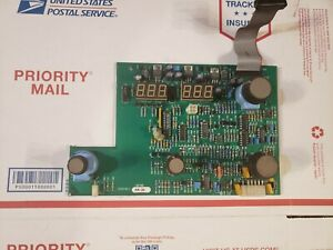 Miller Front Display Board For Xmt 304 Cc cv Circuit Card Xmt304