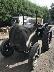 Fordson Model N Tractor Cover