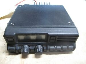 Vertex Standard Vx 4000l Vx 4000 Low Band Mobile Radio 37 50 Mhz With Microphone