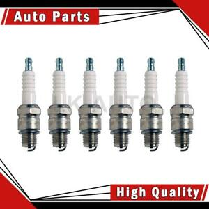 Denso Auto Parts 6 Of Spark Plugs For Chevrolet Corvair