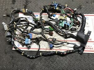 96 98 Honda Civic Engine Compartment Firewall Under Dash Wiring Harness 3645