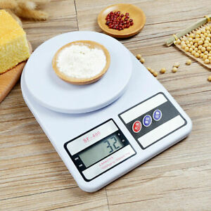 10 Kg Digital Lcd Electronic Weighing Scales Postal Postage Parcel Kitchen Scale