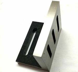 Caste Iron Slotted Angle Plate All Size Stress Relieved Machine