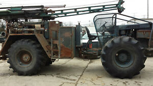 Cme 55 Auger Rotary Drill Rig