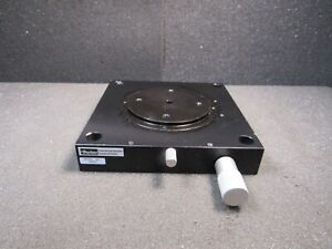 Parker 10001 Rotary Positioner Stage 360 Table Diameter 2 75