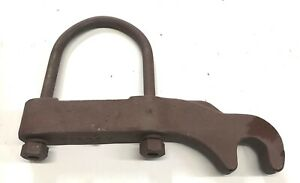 Used John Deere A Tractor Hydraulic Cylinder Transport Hanger Bracket A3637r