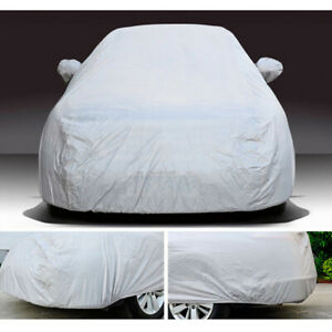 Car Cover Outdoor Protection Full Car Covers Dustproof Universal For Sedan Suv